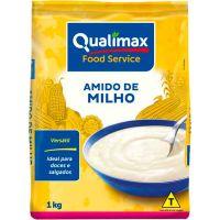 Amido de Milho Qualimax 1kg - Cod. 7891122113371
