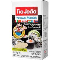 Arroz Sasanishiki Tio João 1Kg - Cod. 7893500015246