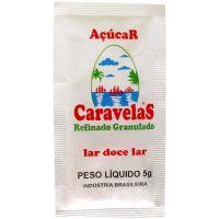 Açúcar Caravelas 5g | Display com 1000 Unidades - Cod. 7896894900143