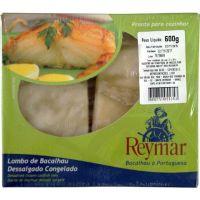 Bacalhau Reymar Dessalgado 400/500 2LB Reymar 10kg - Cod. 5602772155312