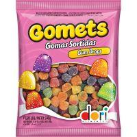 Bala de Goma Dori Gomets 500g - Cod. 7896058505054