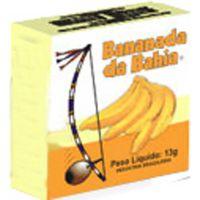 Bananadinha Bahia 25 Unidades | Caixa com 20 Unidades - Cod. 7898055120063C25