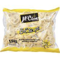 Batata Congelada Emoticons McCain 1,5kg - Cod. 7896105800101