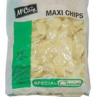Batata Congelada Maxi Chips McCain 2kg - Cod. 8710438091908
