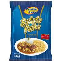 Batata Palha Pratic Leve 500g - Cod. 7896422000055