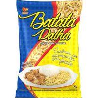 Batata Palha Q10 1kg - Cod. 7898299940069