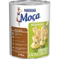 Beijinho Lata Moça Nestlé 2,4kg - Cod. 7891000004197