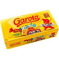 Bombom Garoto 300g   Caixa com 30un - Cod. 17891008309017C30