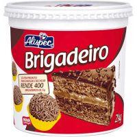 Brigadeiro Alispec 2Kg - Cod. 7897259400162
