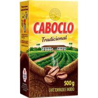 Café Caboclo Vácuo Puro 500g - Cod. 7896089010916