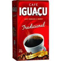 Café Iguaçu Tradicional Vácuo 500g - Cod. 7896019205191