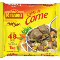 Caldo Carne Chef Kitano 1,01kg - Cod. 7891095014699