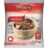 Caldo De Carne Tecnutri 1,1 Kg - Cod. 7898286805746C10