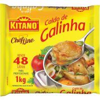 Caldo de Galinha Chef Kitano 1,01kg - Cod. 7891095014705
