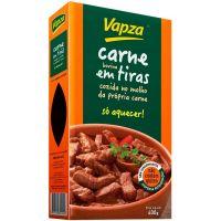 Carne Bovina em Tiras Vazpa 400g - Cod. 7897122601429