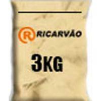 Carvão Vegetal Ricarvão 3kg - Cod. 7898919815074