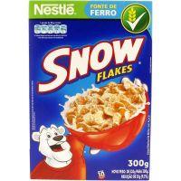 Cereal Snow Flakes Nestlé 300g   Caixa com 20 Unidades - Cod. 7891000100721C20