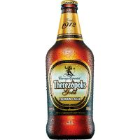 Cerveja Gold Premium Therezópolis 600ml - Cod. 7898377660094C12