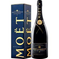 Champagne Moet Chandon Nectar Imperial Com Cartucho 750ml - Cod. 3185370068441
