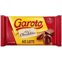 Chocolate ao Leite Garoto 2,1Kg - Cod. 7891008047080