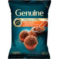 Chocolate em Pó 33% Genuine 1,05kg - Cod. 7896036098158