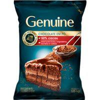 Chocolate em Pó 50% Genuine 1,05kg - Cod. 7896036098165