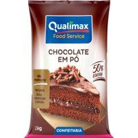 Chocolate em pó Qualimax 50% 1Kg - Cod. 7891122115542