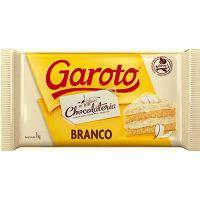 Chocolate Garoto Branco 1Kg - Cod. 7891008339017