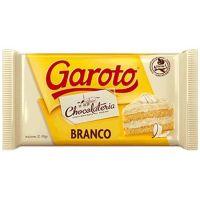 Chocolate Garoto Branco 2,1Kg - Cod. 7891008044881
