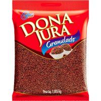 Chocolate Granulado Dona Jura 1,005kg - Cod. 7896497200367