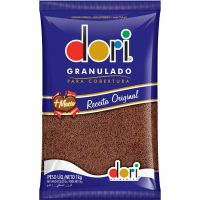 Chocolate Granulado Dori para Cobertura Macio  1,010Kg - Cod. 7896058591705