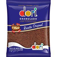 Chocolate Granulado Dori para Cobertura Macio  500g - Cod. 7896058505504