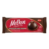 Chocolate Harald Melken Meio Amargo 2,1kg - Cod. 7897077831513