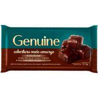 Cobertura Chocolate Meio Amargo Genuine Cargill 2,1kg - Cod. 7896036097601