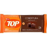 Cobertura Chocolate Meio Amargo Top Harald 1,050kg - Cod. 7897077820654