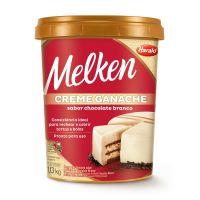 Cobertura Harald Melken Ganache Sabor Chocolate Branco - Cod. 7897077808386