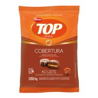 Cobertura Harald Top Gotas Sabor Chocolate Ao Leite 1,050kg - Cod. 7897077820647