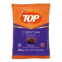 Cobertura Harald Top Gotas Sabor Chocolate Blend 1,050kg - Cod. 7897077825338