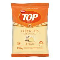 Cobertura Harald Top Gotas Sabor Chocolate Branco 1,050kg - Cod. 7897077820630
