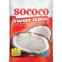 Coco Flocos Sweet Sococo 100g - Cod. 7896004400723