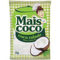Coco Ralado Mais Coco Úmido e Adoçado 1Kg - Cod. 7896004400563