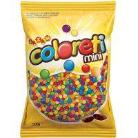 Confeito Coloreti Mini 500g - Cod. 7896383000415