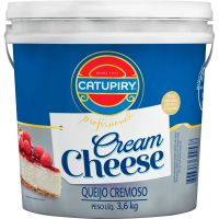 Cream Cheese Catupiry 3,6kg - Cod. 7896353300538