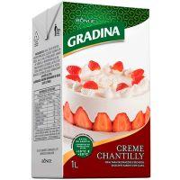 Creme Chantilly Gradina 1kg - Cod. 7891080122460