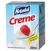 Creme Culinário Hulalá 200ml - Cod. 7898403910209