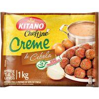 Creme de Cebola Kitano 1kg - Cod. 7891095005529