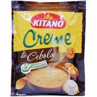 Creme de Cebola Kitano 65g | Caixa com 12 Unidades - Cod. 7891095003822C12