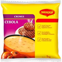 Creme De Cebola Maggi 1kg - Cod. 7891000532805