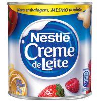 Creme de Leite Nestlé 300g | Caixa com 48 Unidades - Cod. 7891000107348C48