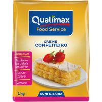 Creme para Confeiteiro Qualimax 1kg - Cod. 7891122115061